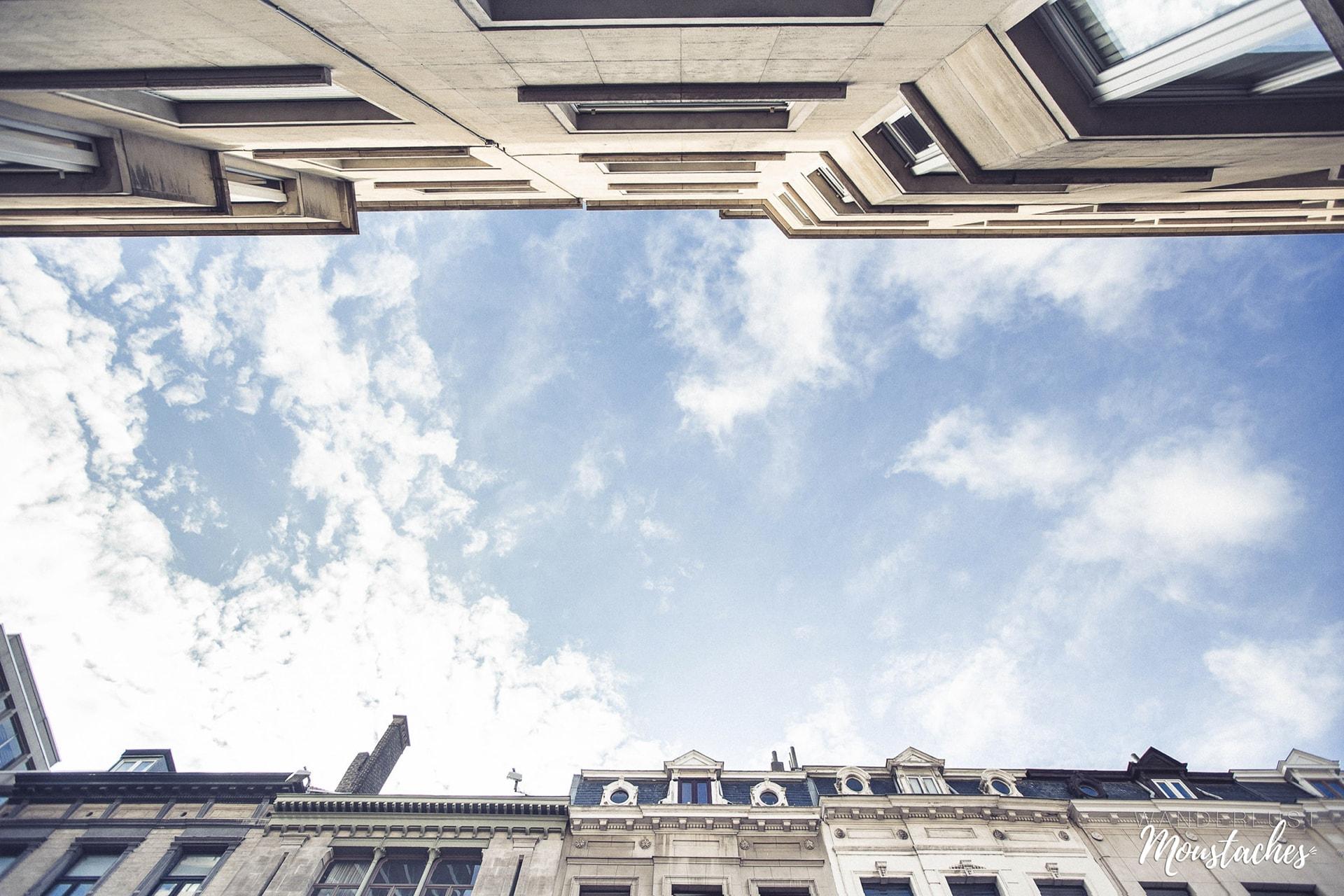 Bruxelles, La Belle De L'Art Nouveau