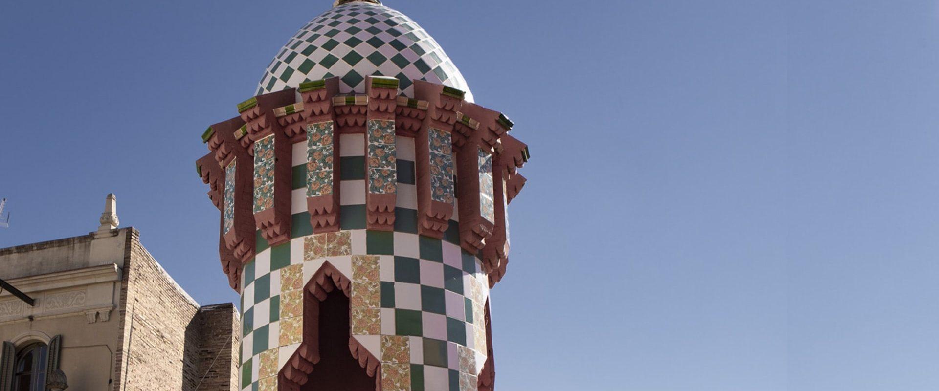 Visiter La Casa Vicens à Barcelone