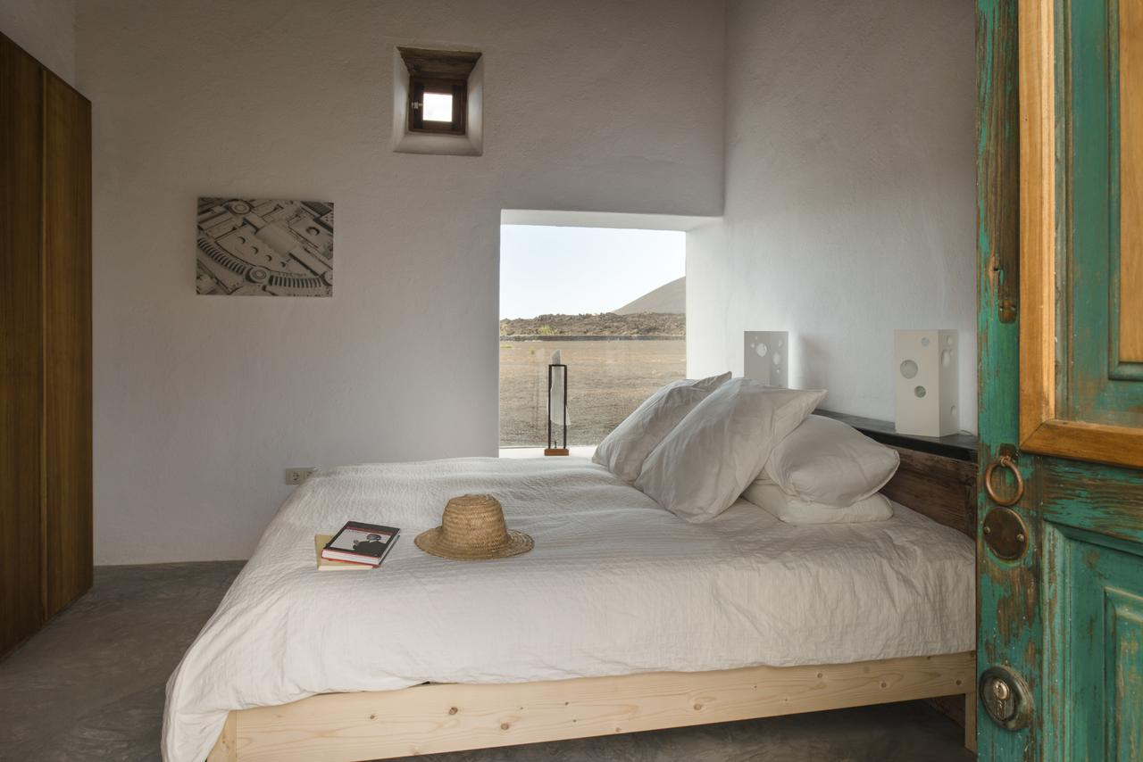 Chambre de la villa Lanzarote Country