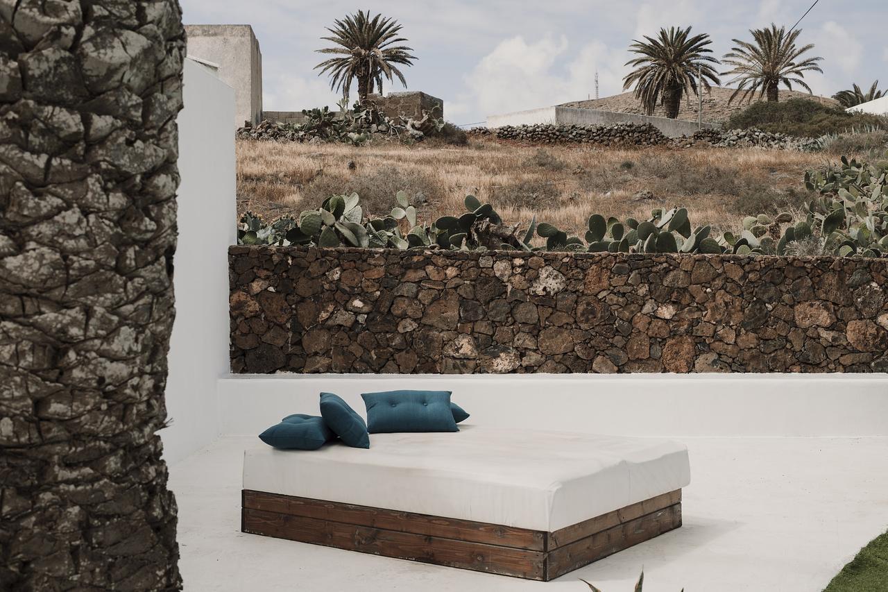 Vue depuis la villa Flor de Timanfaya à Lanzarote