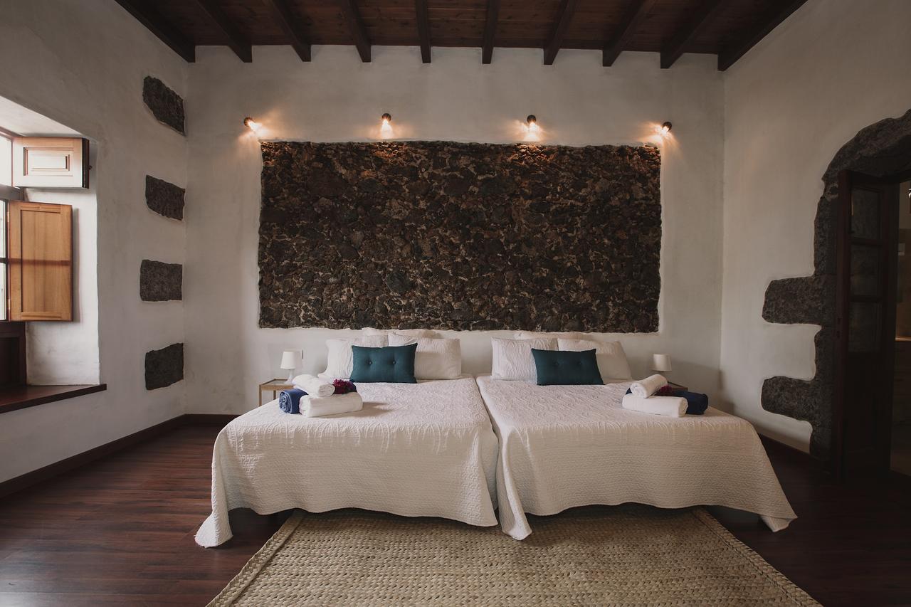 Chambre de la villa Flor de Timanfaya à Lanzarote