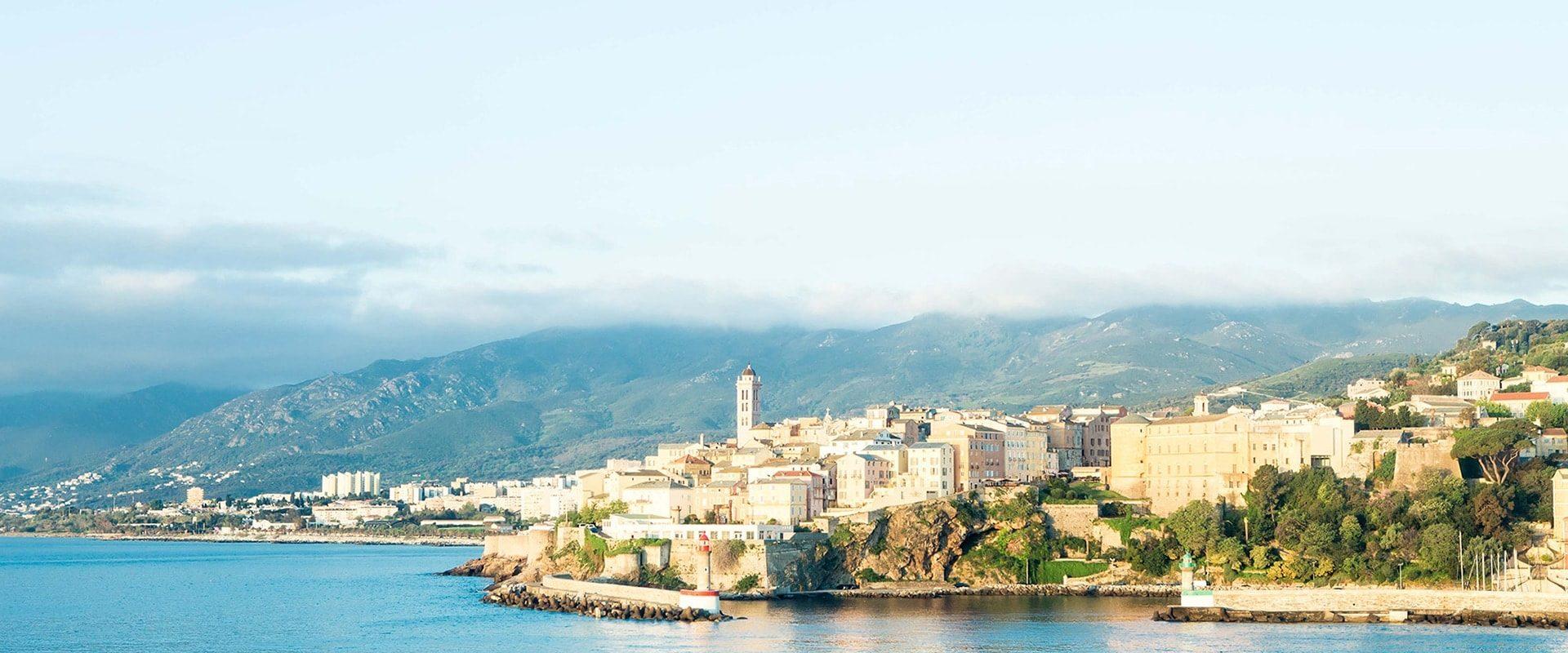 Escapade En Corse : De Bastia à La Balagne