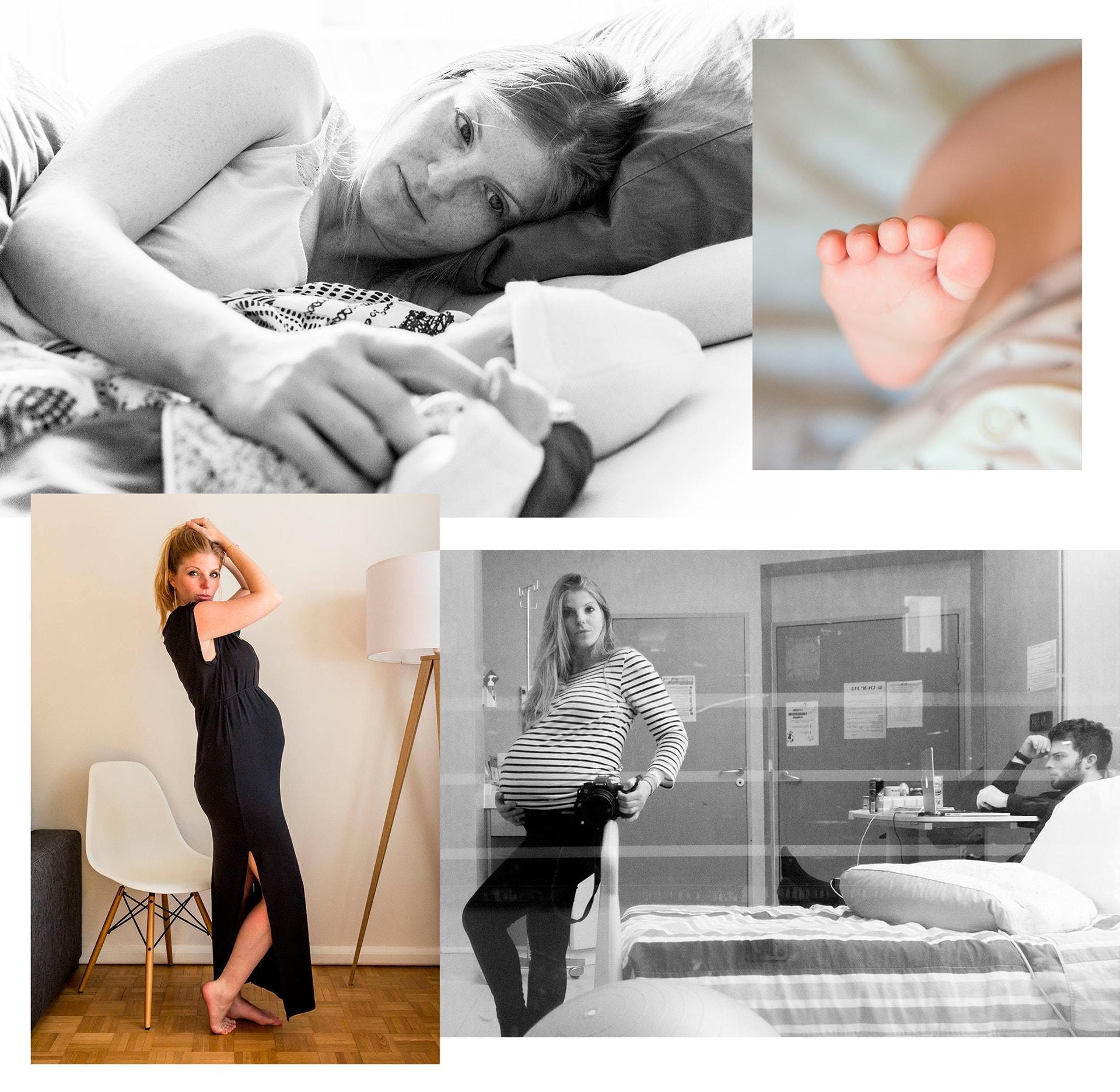 Être enceinte à Paris, grossesse, maternité des Bluets
